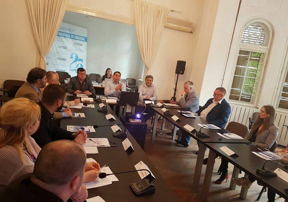 Agenda Viitorului – Globalizare, relaţii internaţionale şi mediul de securitate
