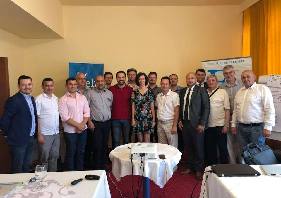 Mesaje Liberale în Europa – Cluj