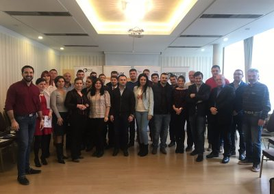 Program de Training pentru Comunicare Online – regională Timișoara