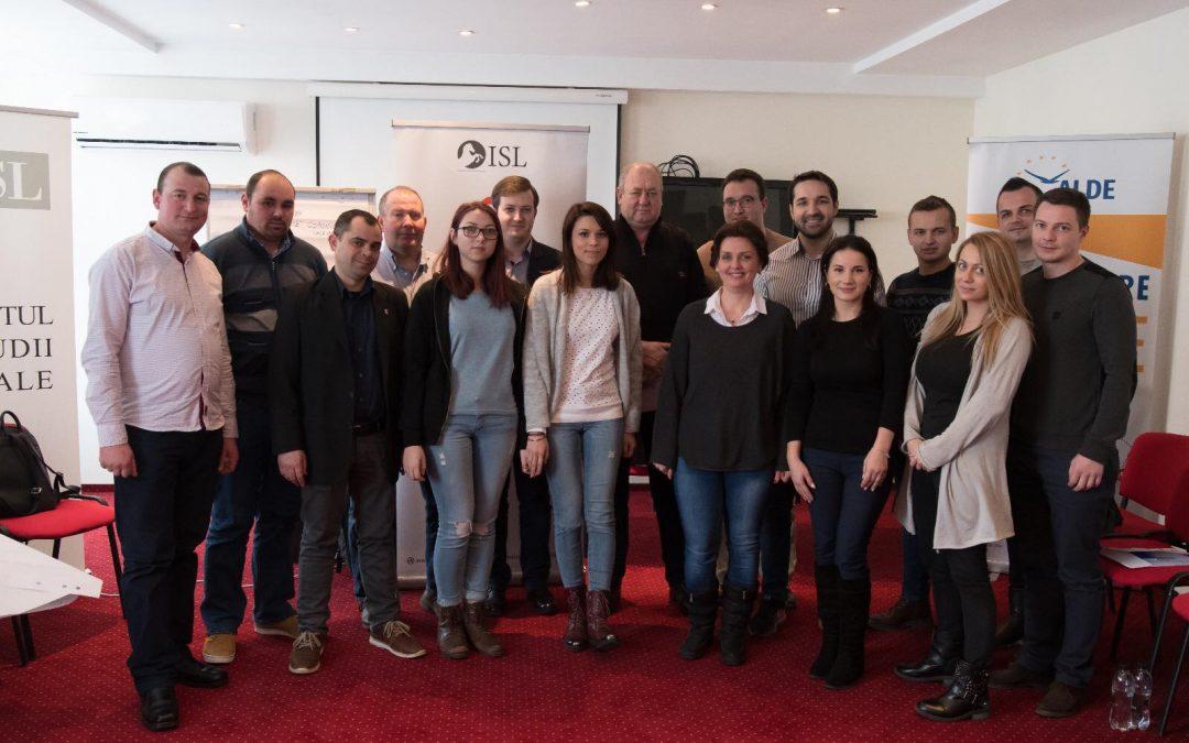 Program de Training pentru comunicare Online – regională Brașov