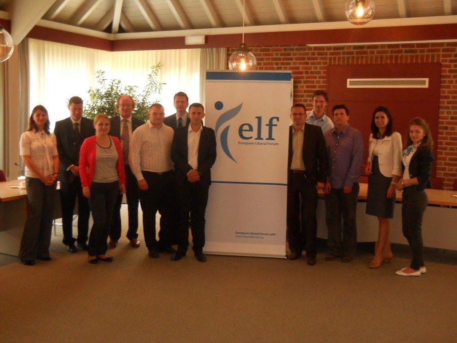 "Seminarul ""Politici liberale locale și europene"", Haga, Olanda"